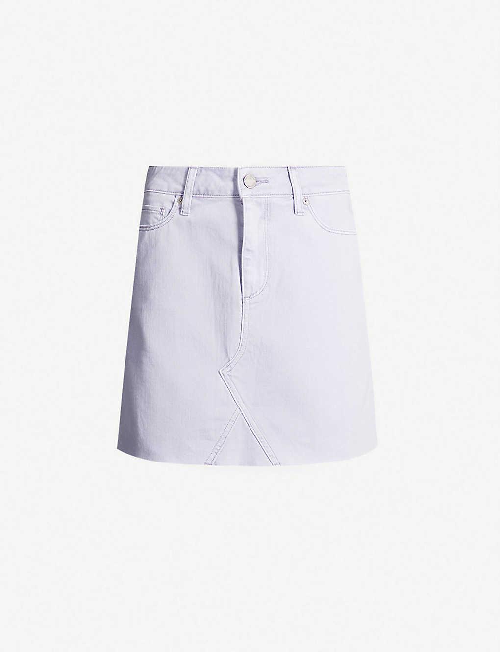 4b5b41a7e PAIGE - Aideen denim mini skirt | Selfridges.com