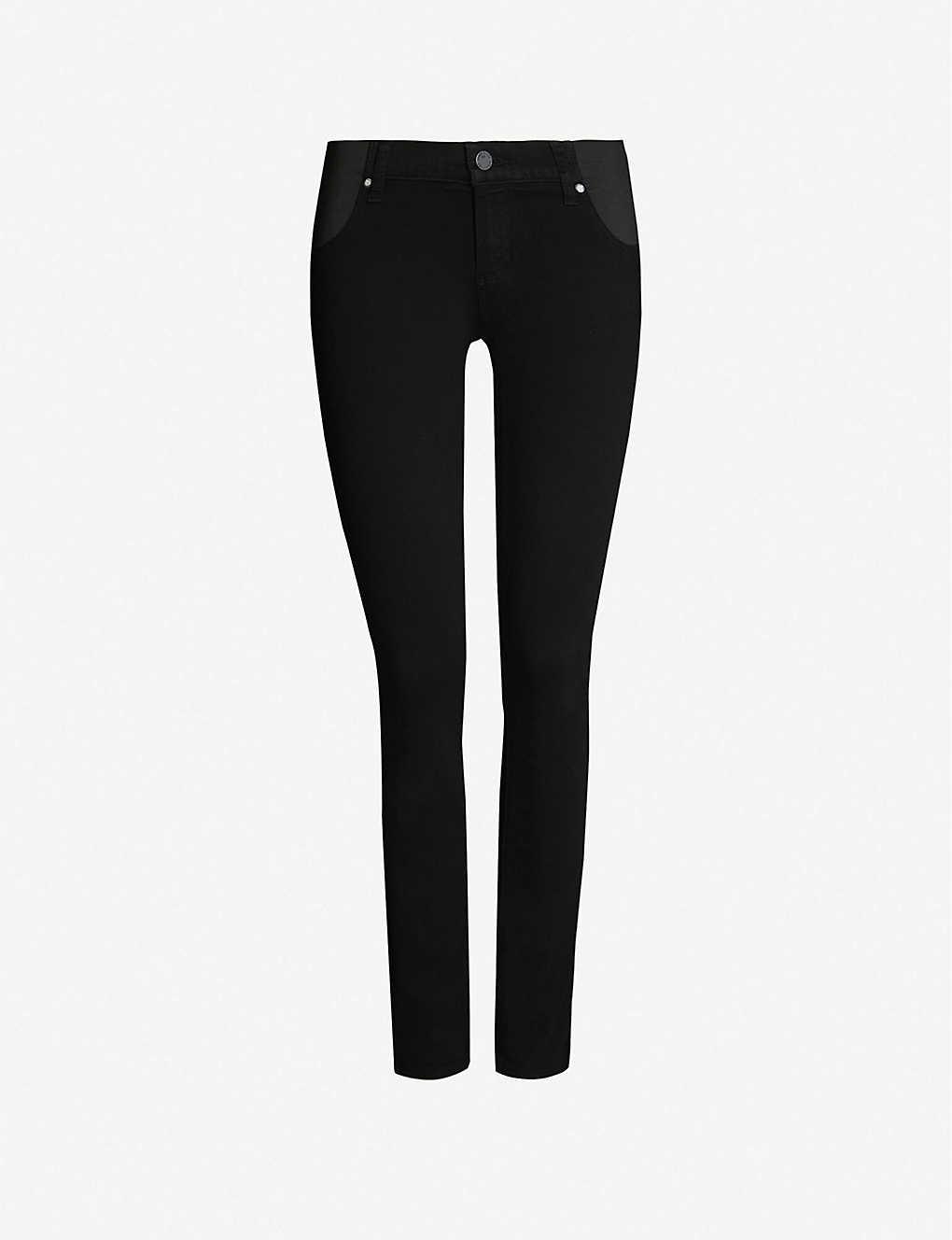 ba2b6f81e1276 PAIGE - Verdugo skinny mid-rise maternity jeans | Selfridges.com