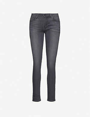 PAIGE Verdugo ultra-skinny high-rise jeans