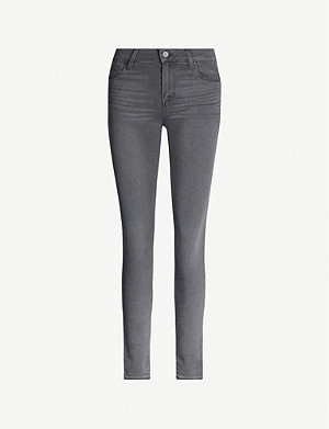 PAIGE Verdugo skinny high-rise jeans