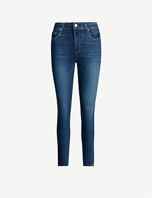 PAIGE Hoxton skinny stretch-denim jeans