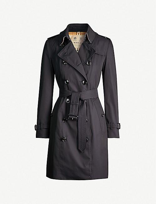 Trench coats - Coats - Coats   jackets - Clothing - Womens ... e98f026ba1cfb