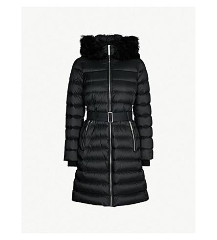 50e3a04ca Limehouse hooded shell-down puffer coat