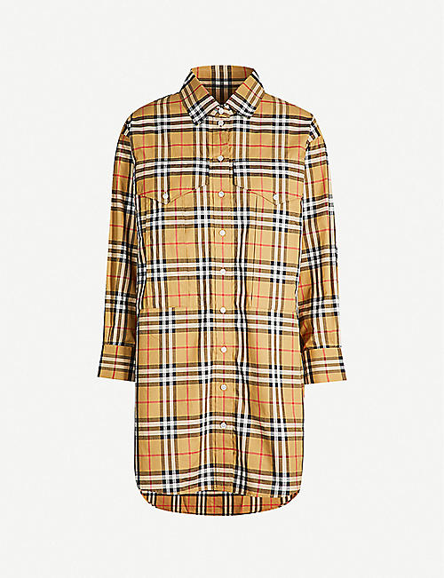 62a0a6af5d BURBERRY - Womens - Selfridges