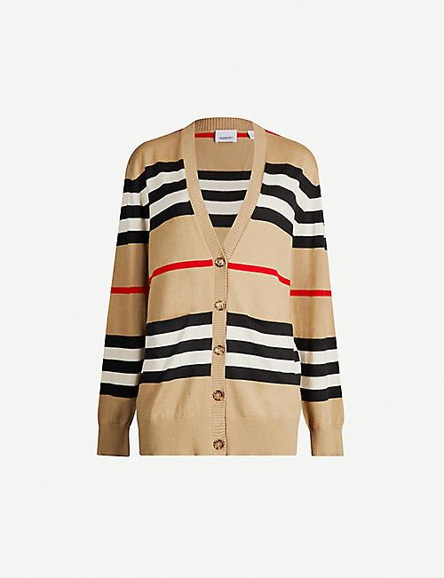 dd44f5021604b BURBERRY - Clothing - Womens - Selfridges | Shop Online