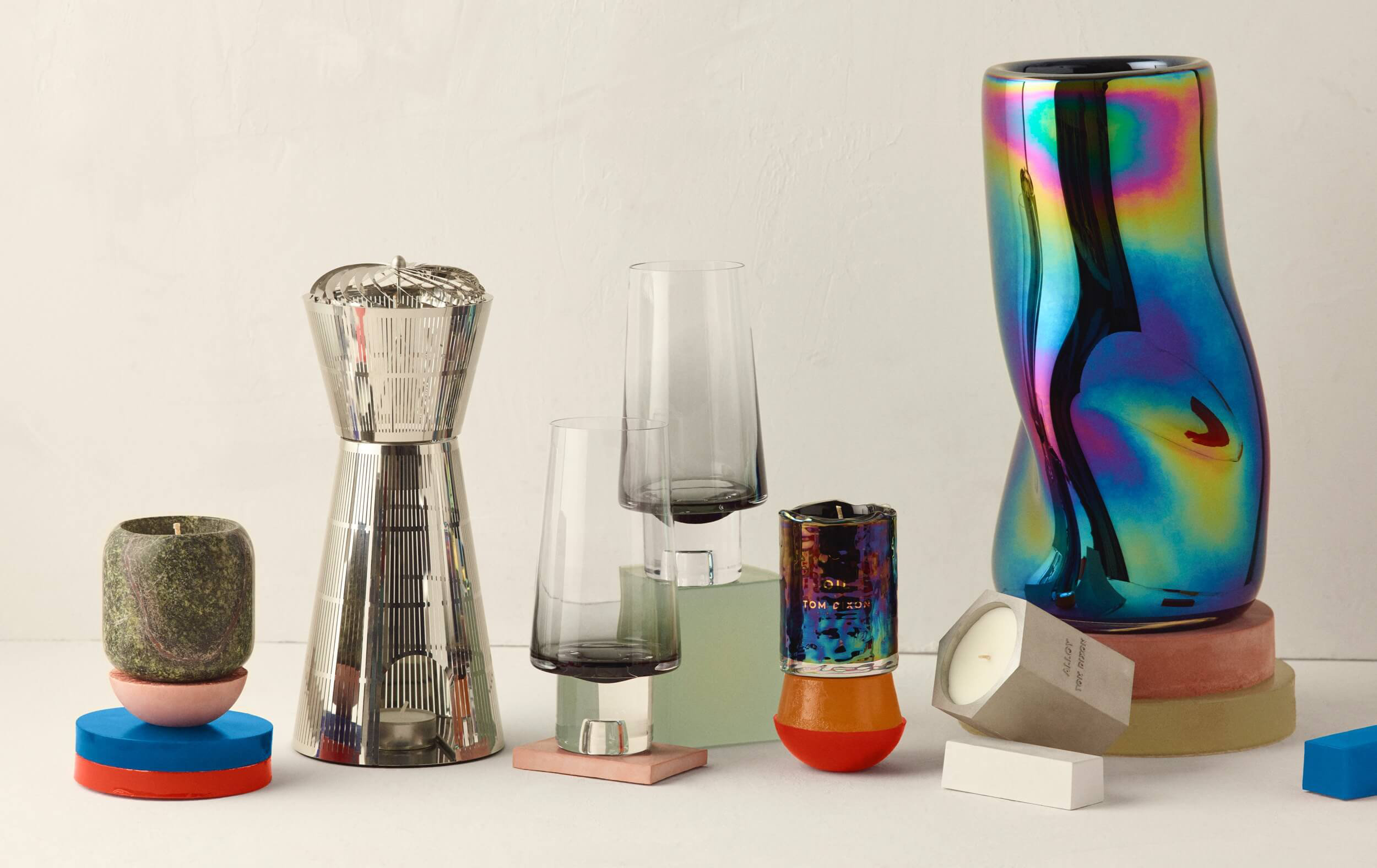 2f98986b1892 Tom Dixon - Materialism candle gift set