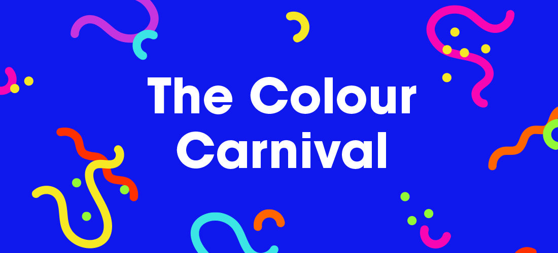 ee5de50a54e Join us for the Kids' Colour Carnival at Selfridges Birmingham