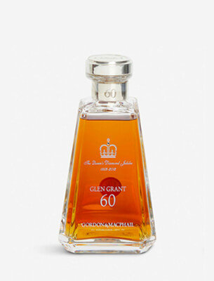 Glen Grant 60 year-old Queen's Diamond Jubilee whisky