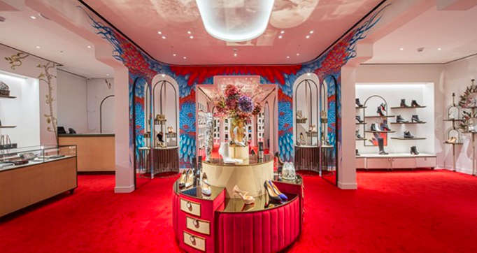 christian louboutin boutique paris france