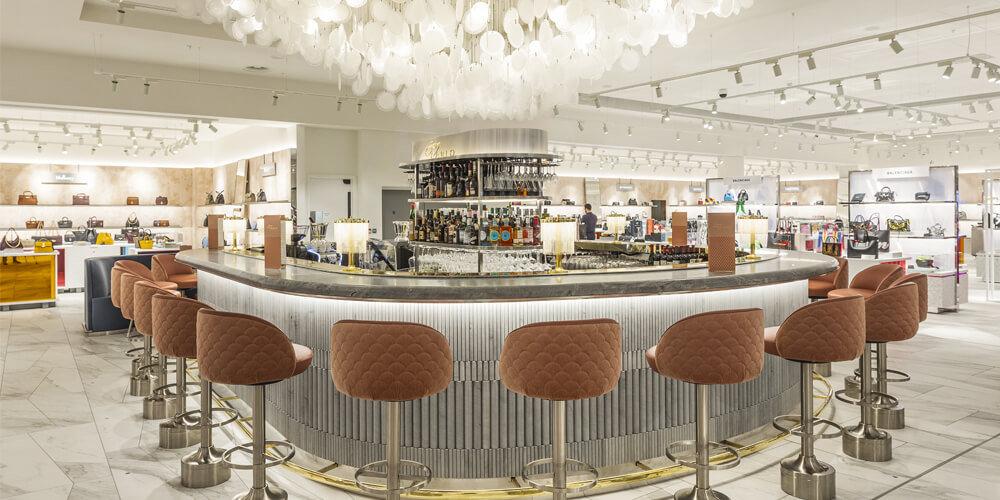 San Carlo Champagne Bar | Events | Selfridges