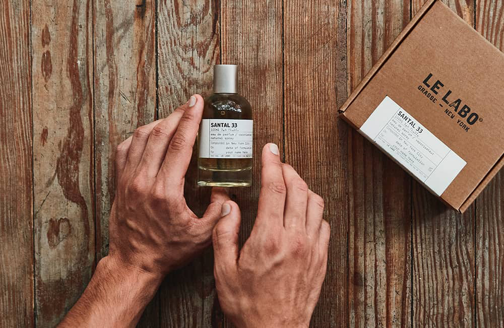 WELL, HELLO LE LABO