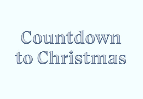 Countdown to Christmas events