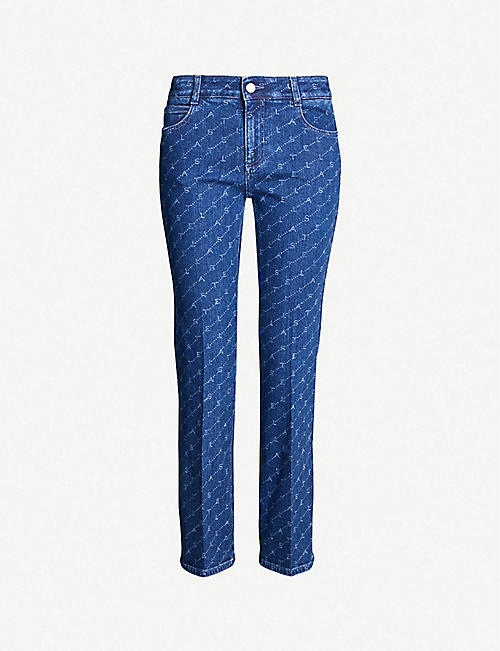 d4c8c3b2d12f8 STELLA MCCARTNEY - Jeans - Clothing - Womens - Selfridges