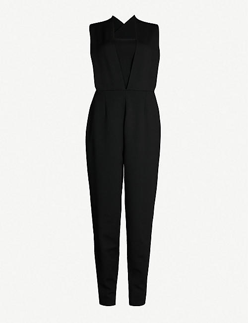 ea91adfec5c STELLA MCCARTNEY Compact knitted jumpsuit