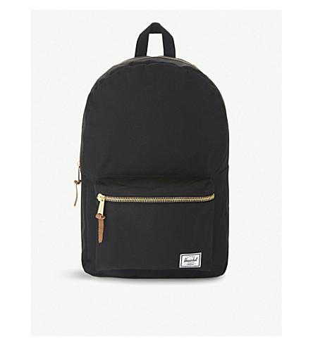 3d8ea54053 HERSCHEL SUPPLY CO Settlement backpack (Black