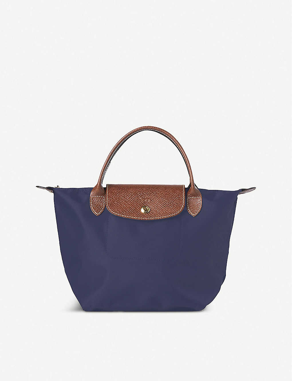 Le Pliage small handbag - NAVY