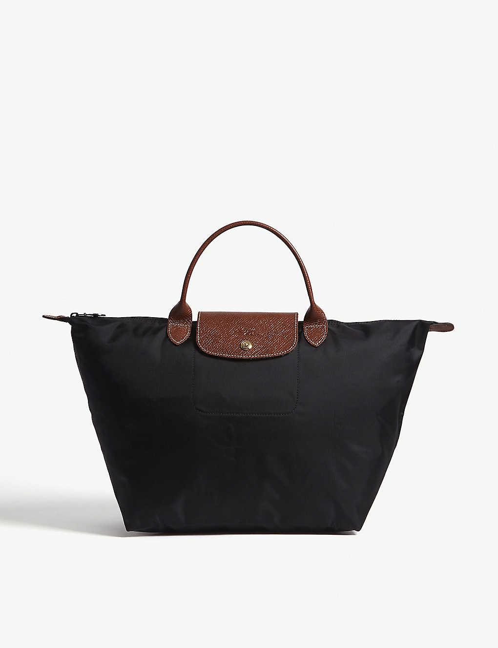 4d4144bb254 LONGCHAMP - Le Pliage medium shopper | Selfridges.com