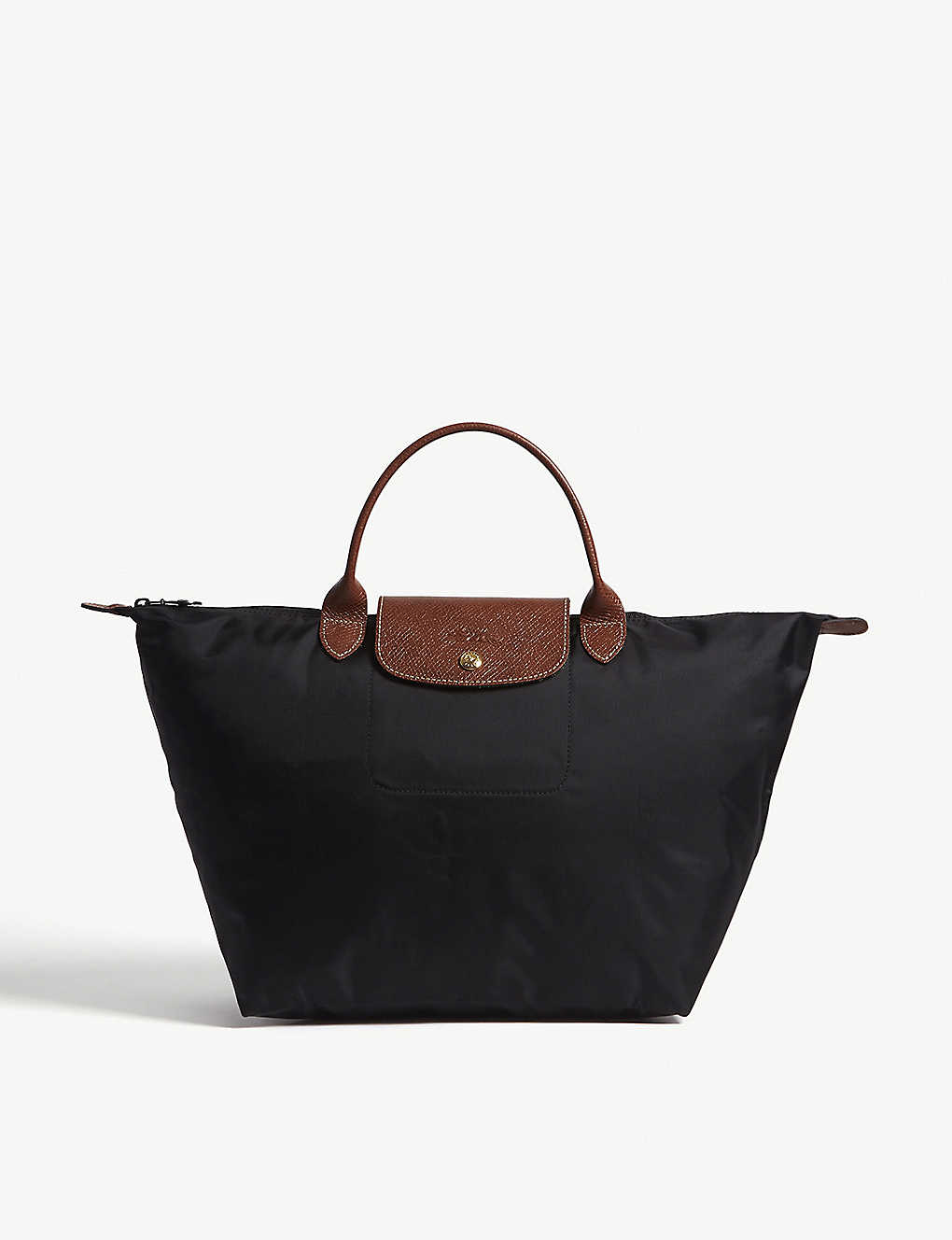 LONGCHAMP: Le Pliage medium top handle bag