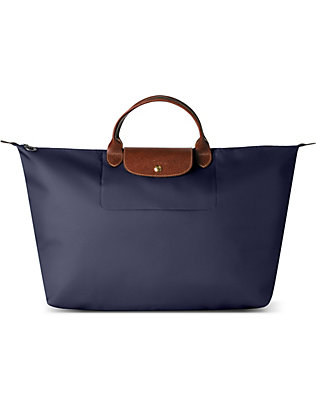 LONGCHAMP: Le Pliage large travel bag