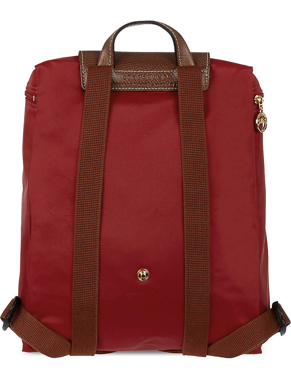 d22962995a0af ... Le Pliage backpack - Red ...