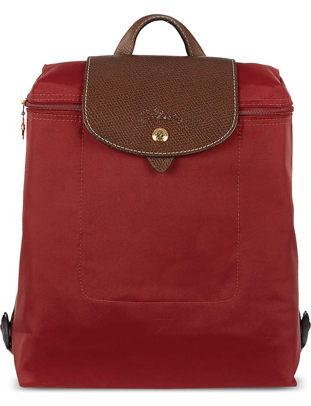 6b065425358e LONGCHAMP - Le Pliage backpack