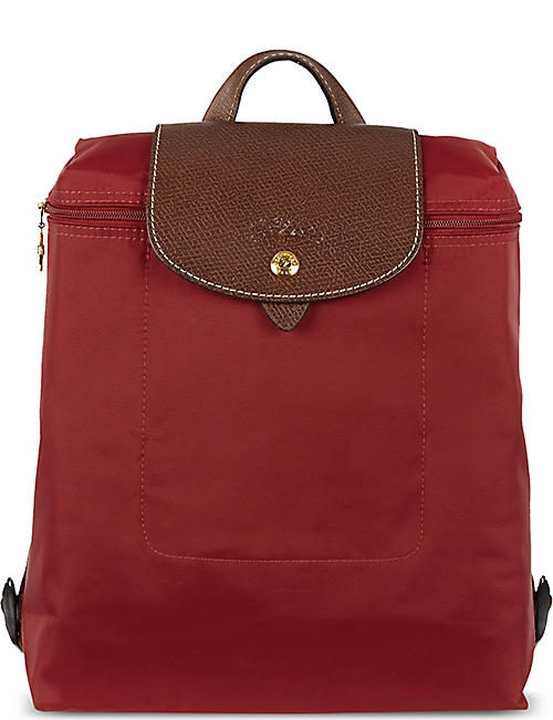 LONGCHAMP: Le Pliage backpack