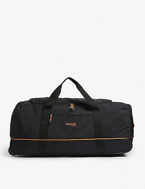 789e980fb6e4 SKYPAK - Folding wheeled duffle bag 80cm   Selfridges.com