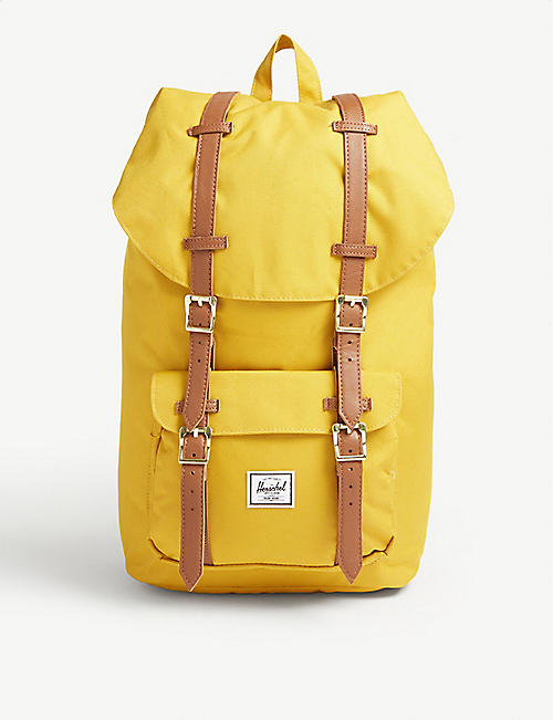 ceb6ba0e84f HERSCHEL SUPPLY CO Little America canvas backpack