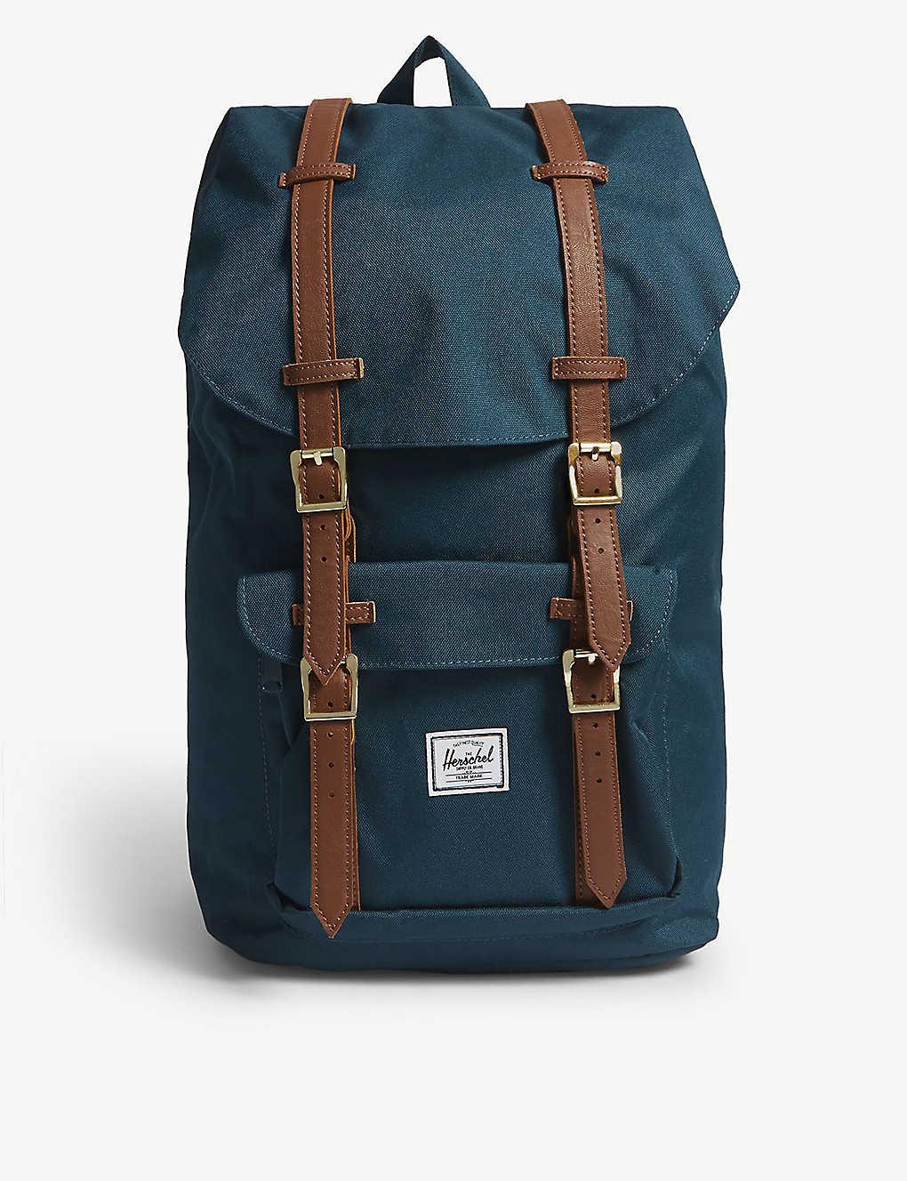6f22349c5 HERSCHEL SUPPLY CO - Little America canvas backpack | Selfridges.com