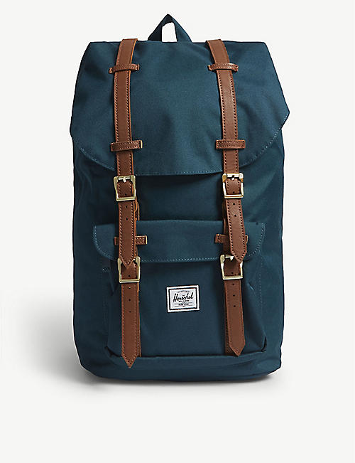 cc54390f5c HERSCHEL SUPPLY CO Little America canvas backpack