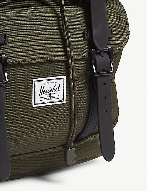 HERSCHEL SUPPLY CO Little America canvas backpack