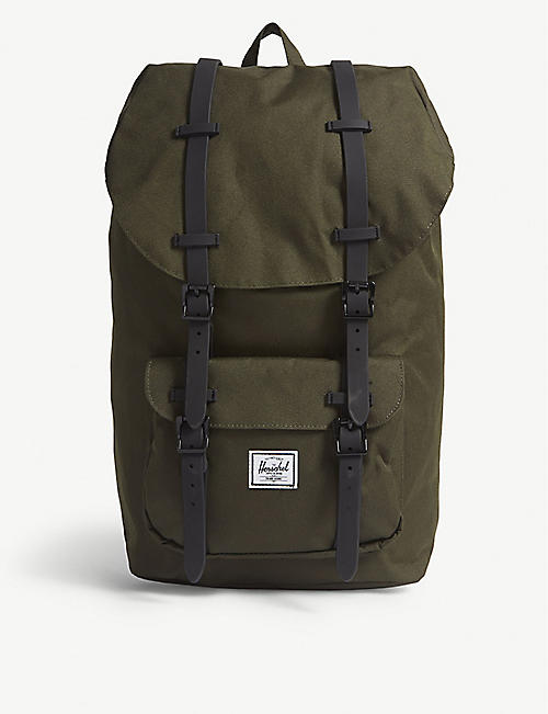 f6e6a9bde05 HERSCHEL SUPPLY CO Little America canvas backpack