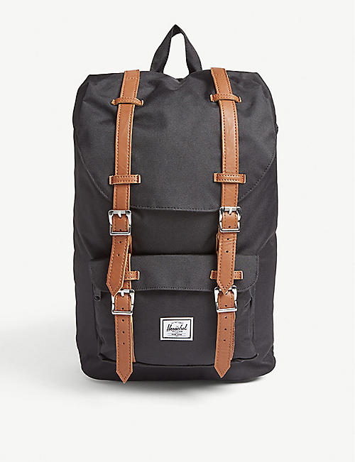 132772d3cd2 HERSCHEL SUPPLY CO Little America mid-volume backpack