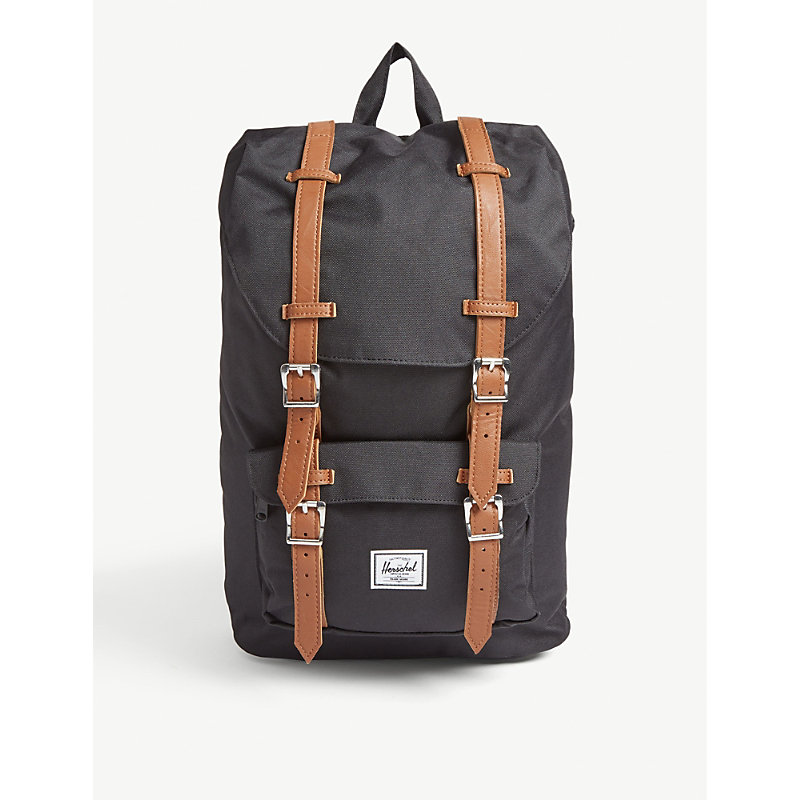 HERSCHEL SUPPLY CO. | Little America Mid-Volume Backpack | Goxip