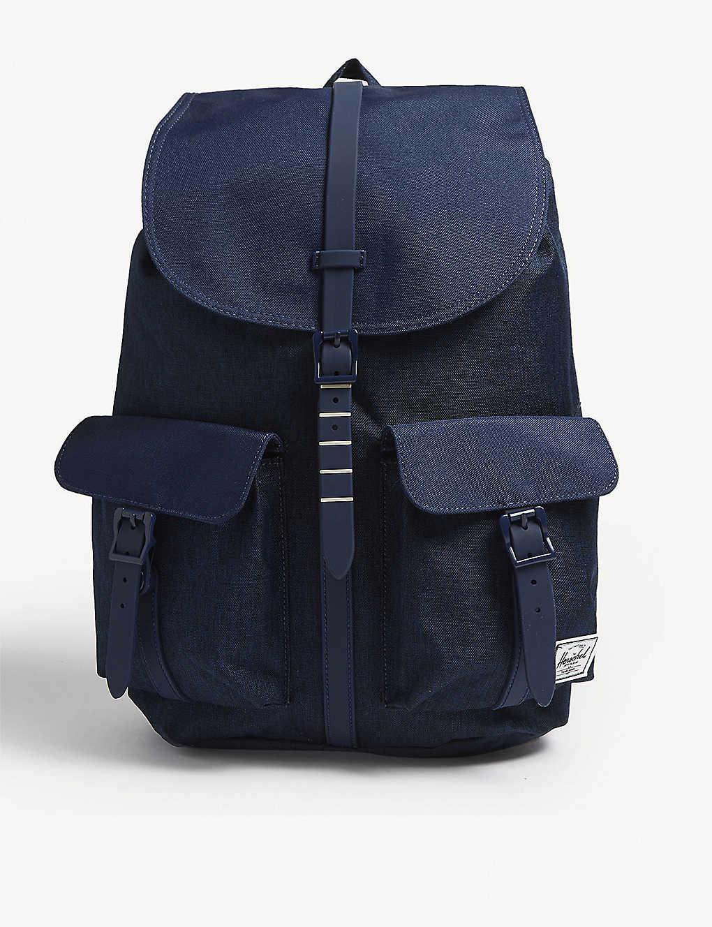 ec871458076 Dawson backpack - Medieval bluecrosshatch ...