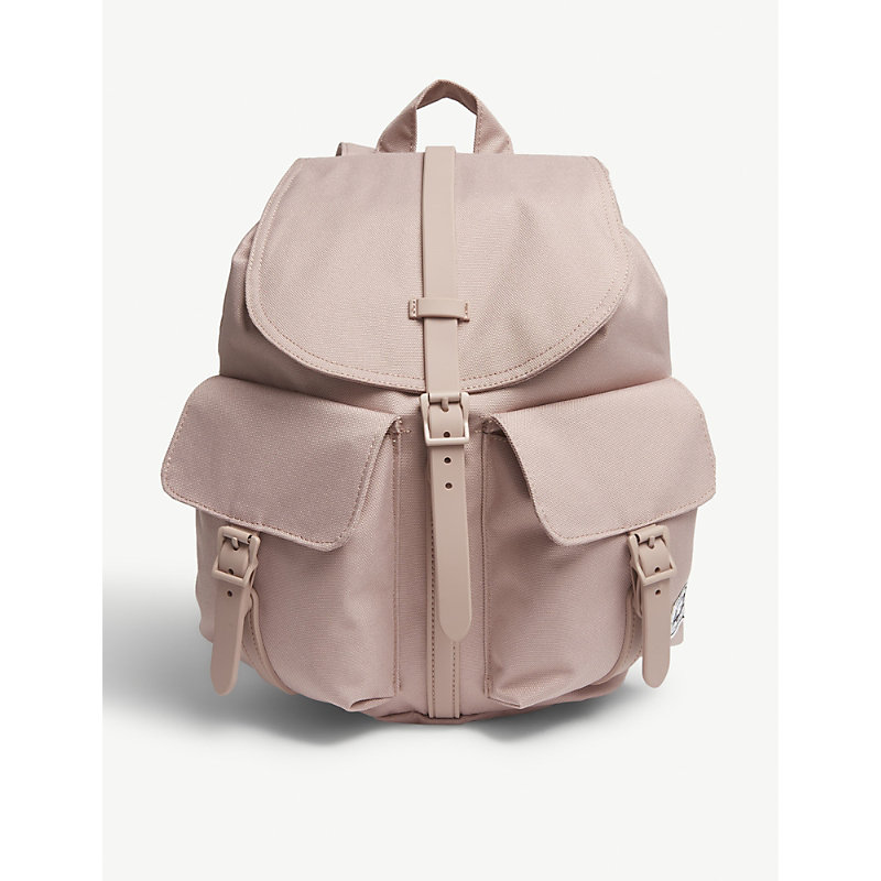 herschel supply codawson x small backpack ash rose one size new ... 8dc08a3bb1416