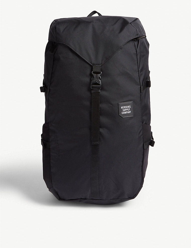 Barlow large canvas backpack