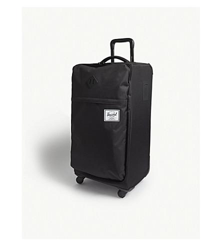 20e5b4916a6 HERSCHEL SUPPLY CO Highland Luggage medium suitcase 74.5cm (Black