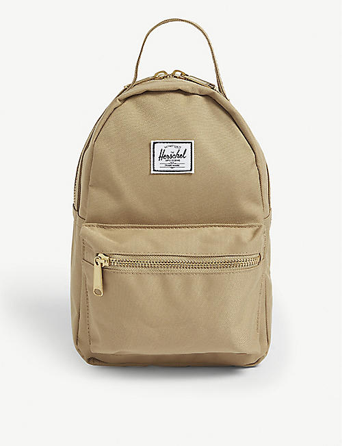 643dc1d1f5 HERSCHEL SUPPLY CO - Canvas Nova mini backpack