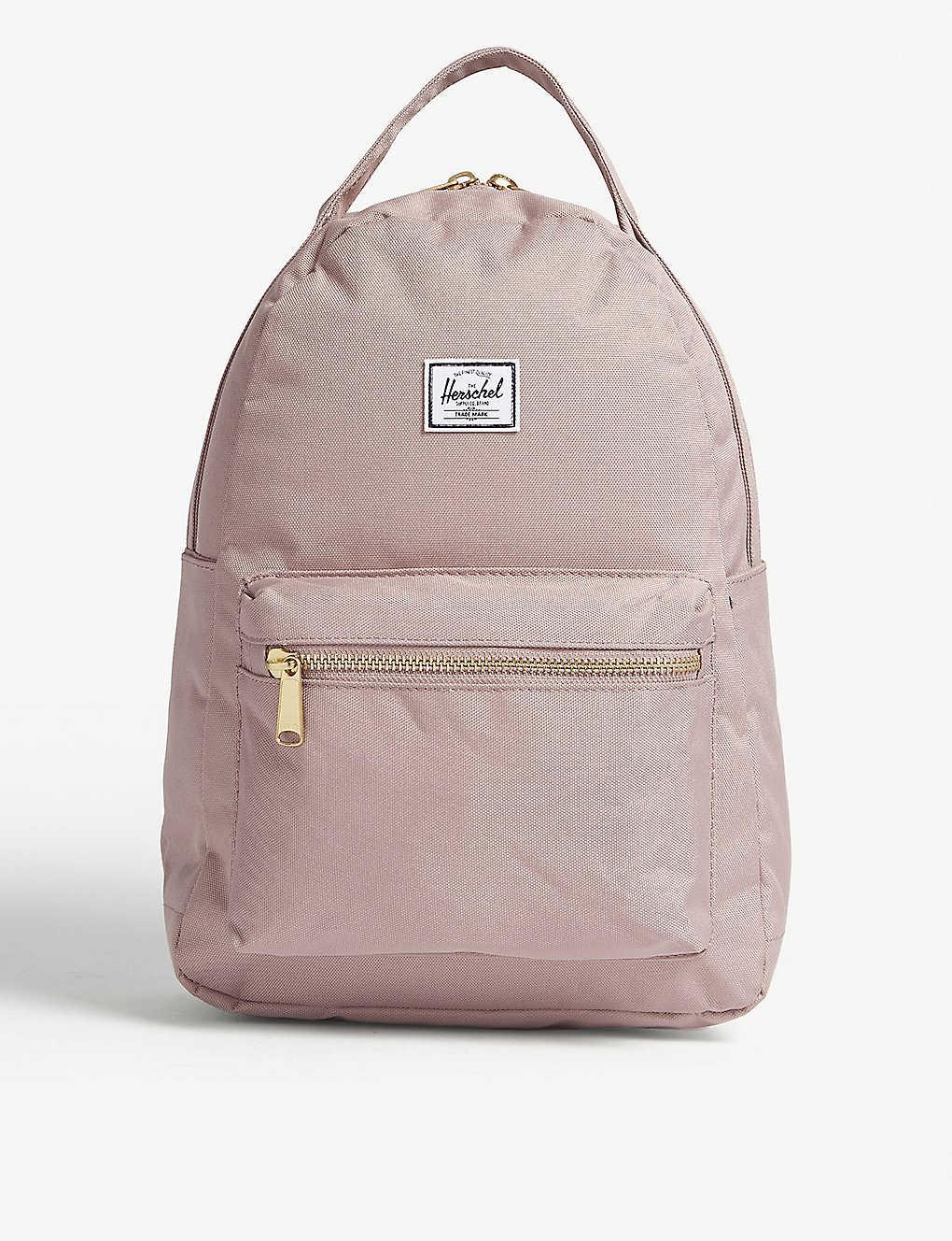 cc9714c93 HERSCHEL SUPPLY CO - Nova mini backpack   Selfridges.com