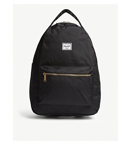 ... HERSCHEL SUPPLY CO Nova mid-volume backpack (Black. PreviousNext dbe435d101600