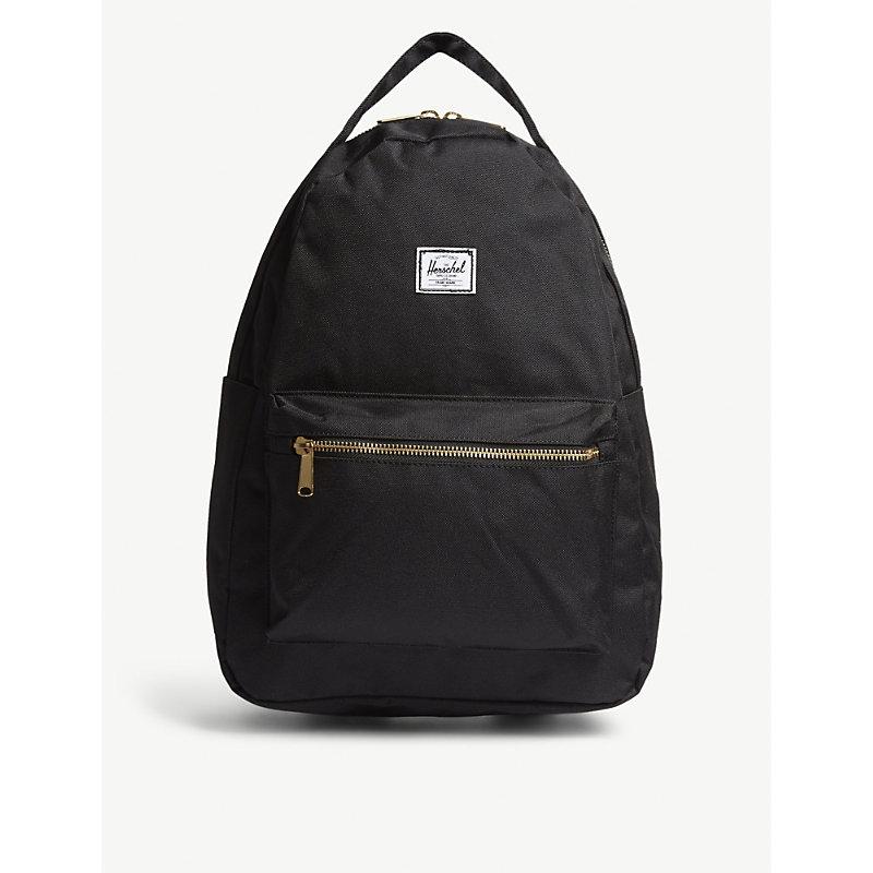 HERSCHEL SUPPLY CO. | Herschel Supply Co. Black Nova Mid Volume Backpack | Goxip