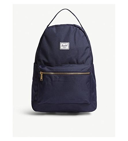 ... HERSCHEL SUPPLY CO Nova mid-volume backpack (Peacoat. PreviousNext 034e37d8cafa1