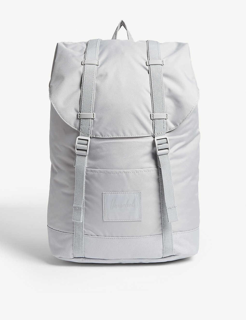 6cea9b8a0ee HERSCHEL SUPPLY CO - Retreat Light canvas backpack | Selfridges.com