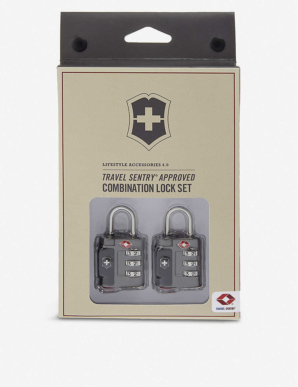 VICTORINOX: Combination lock set