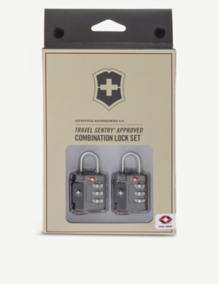 VICTORINOX Combination lock set