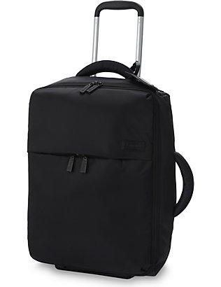 LIPAULT: 0% pliable two-wheel cabin suitcase 55cm