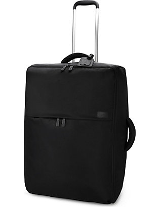 LIPAULT: 0% pliable two-wheel suitcase 72cm