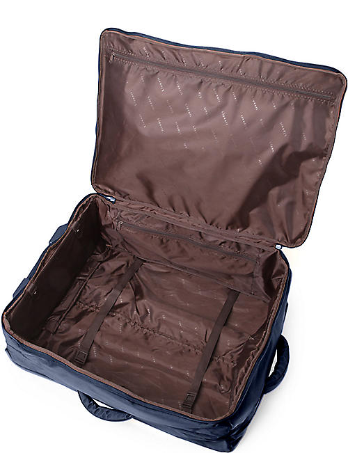 LIPAULT Foldable two-wheel trolley suitcase 75cm