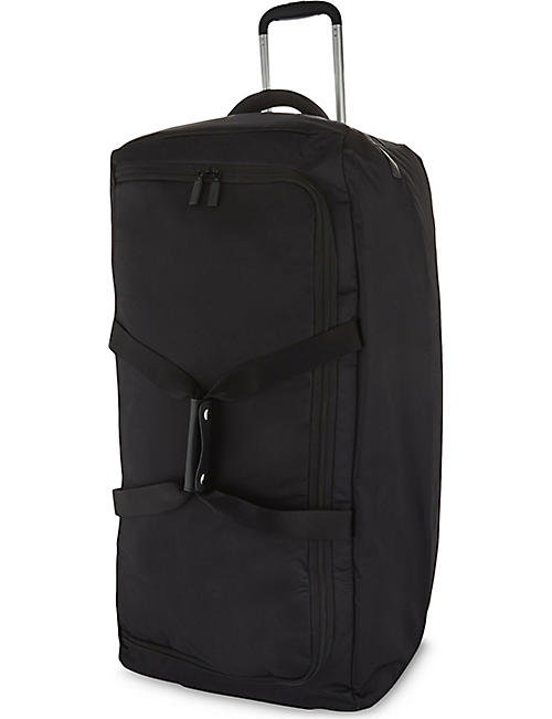 LIPAULT Foldable wheeled duffel bag 78cm